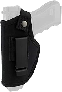 Depring Concealed Carry Holster Carry Inside or Outside The Waistband for Right and Left..