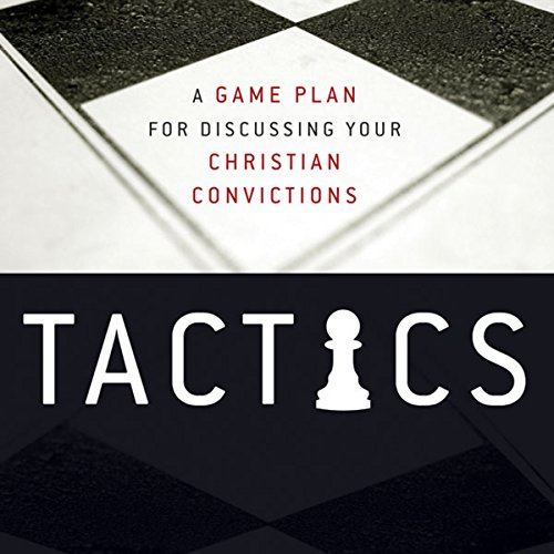 Tactics audiobook cover art