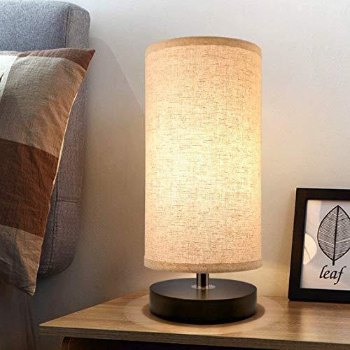 Lámparas de Mesa Lampop LED Luz Mesita de Noche Lámpara Mesita de Noche Para Dormitorio, Estudio, Salon, Habitación de Bebé