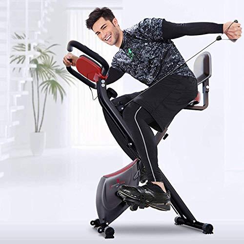 Fitness Trainingsrad Sportstech X100B / X150 X Bild 5*