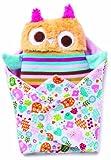Zutano Swaddle Blanket, Owl