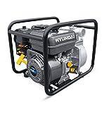 Hyundai HY50 Motopompe thermique 30 m3/h, Bleu
