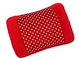 MovilCom® Bolsa de Agua Caliente Eléctrica | caliente en sólo 15 minutos | Calientamanos | Dolor muscular, espalda, menstrual (Mod.47)