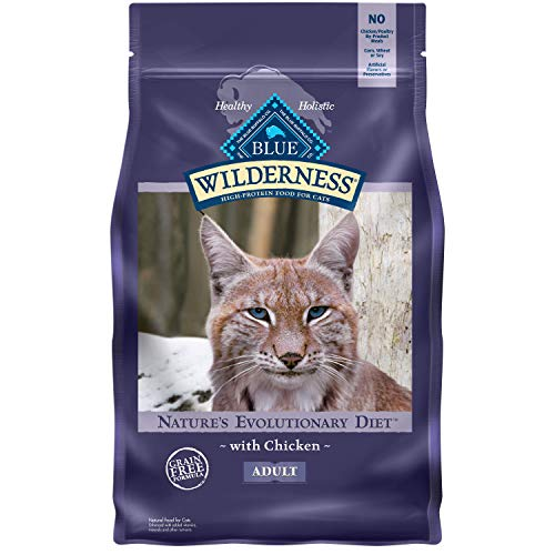 Blue Buffalo Wilderness Adult Dry Cat Food