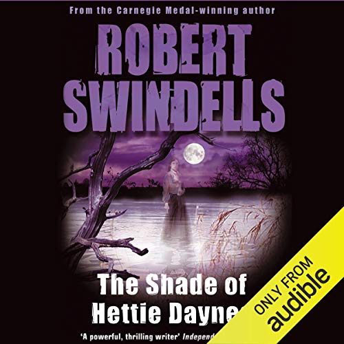The Shade Of Hettie Daynes cover art