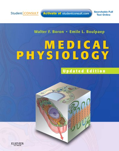 Medical Physiology, 2e Updated Edition: with STUDENT CONSULT Online Access (MEDICAL PHYSIOLOGY (BORON))