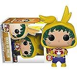 Pop My Hero Academia # 494 Deku In Onesie Pop Toys Vinilo Anime Figuras 10Cm, Muñecas De PVC Modelo Juguetes De Acción