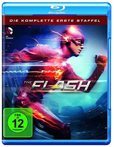 The Flash Staffel 1 [Blu-ray]