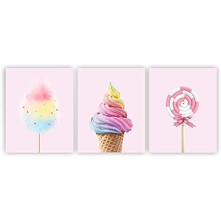 Print Photograph Flower Garden Wall Decor 10x8 Pink Cream Poster Art Picture