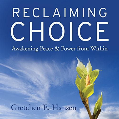 Reclaiming Choice audiobook cover art
