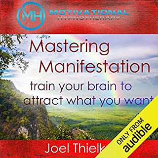 Mastering Manifestation audiobook cover art