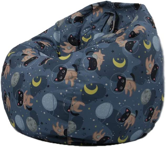 New York Mall Stuffed Animal Bean Bag Storage Chair Covers Beanbag online shop O for Only