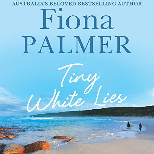 Tiny White Lies audiobook cover art