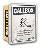 Ritron RQX-451-XT UHF Callbox, Outdoor Enclosure, 1 Channel, 1 or 2 watt, narrowband