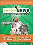Fresh News Recycled Paper Bedding, Small Animal Bedding, 40 Liters