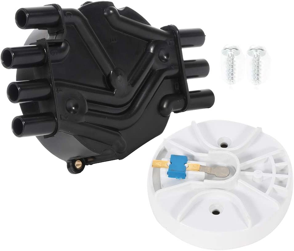 CTCAUTO Complete Ignition Distributor Cap Fits for DR475 1045245