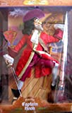Disney Peter Pan CAPTAIN HOOK Doll Masters of Malice - 1st in Series Male Villains Limited Edition (1999) by Disney