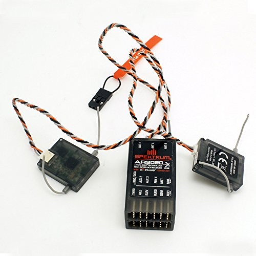 Willowhe Spektrum AR9020 DSMX/XPlus DSM2 9-Kanal 2,4 GHz RC Receiver