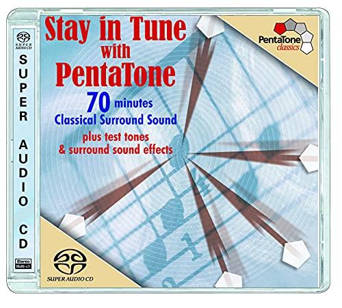 Super Audio CD Sampler 2 Pentatone classics