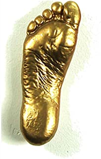 Antartidee Wall Hanger Foot Lolla R Gold Glossy Made in Italy