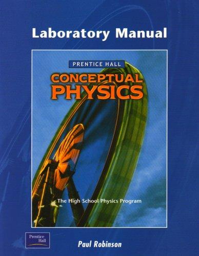 Conceptual Physics (Laboratory Manual)