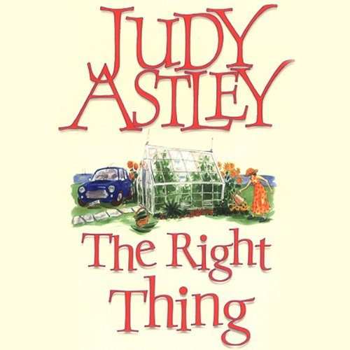 The Right Thing audiobook cover art