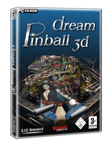 Dream Pinball 3D Pc Dvd