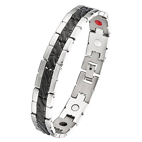 Bracelet magnétique COOLSTEELANDBEYOND