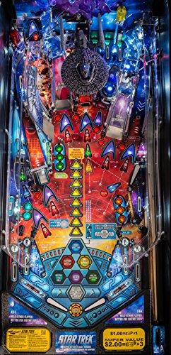 Stern Pinball Star Trek Pro Arcade...