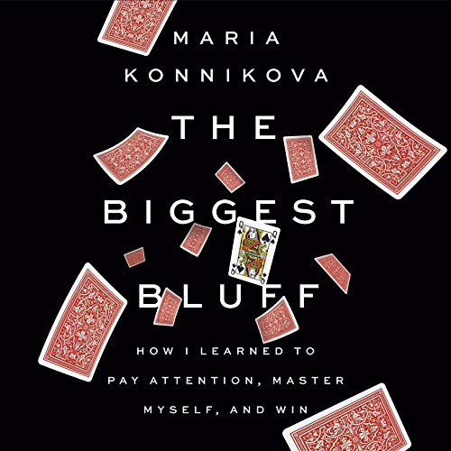 The Biggest Bluff audiobook cover art