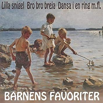 Barnens favoriter