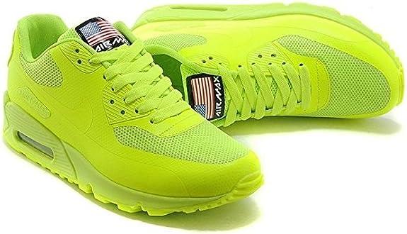 Nike Air Max 90 Hyperfuse Mens : Amazon.it: Moda
