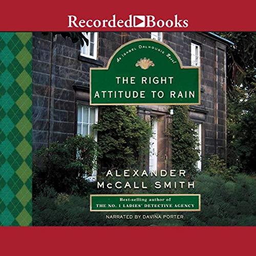The Right Attitude to Rain audiobook cover art