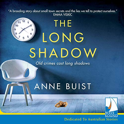 The Long Shadow Audiobook By Anne Buist cover art
