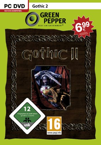 Gothic 2 [Green Pepper]