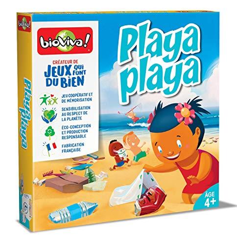 Bioviva 277013 Cooperative Beach Gioco di Carte, Multicolore