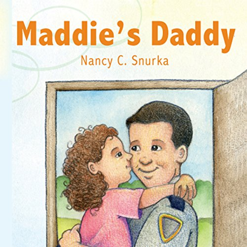 Maddie's Daddy audiobook cover art