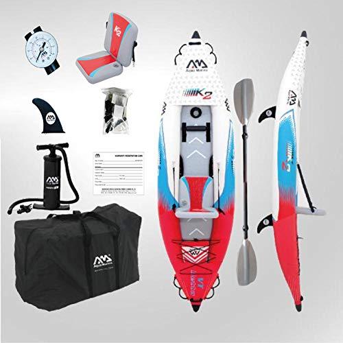 Aufblasbares Blow Up Kayak Einzelkajaks Und Paddel Für 2 Personen Aufblasbares Boot Drifting Canoe Dinghy Sit On Top Kayak,C