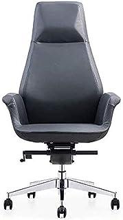 Codzienne wyposażenie Obrotowe krzesło biurowe Executive Skórzane wielofunkcyjne krzesło obrotowe Executive Wysokiej klasy...