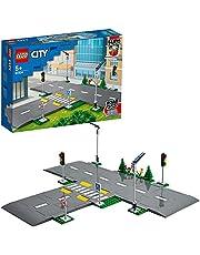 Lego 60304 60304 Płyty Drogowe