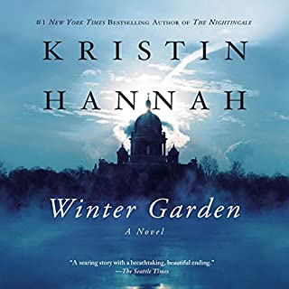 Page de couverture de Winter Garden