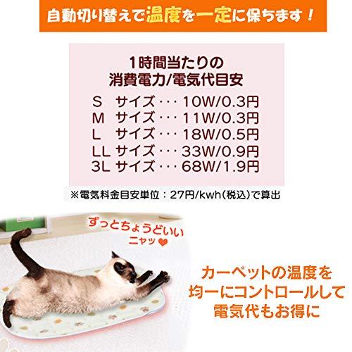 IRISOHYAMA(アイリスオーヤマ)『ペット用ホットカーペットMサイズ』