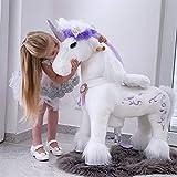 PonyCycle ® Boutique Officielle Jouet Prime K Série - Balade sur Unicorn Medium K41