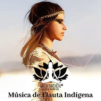 Música de Flauta Indígena: Música de Meditación de Flauta, Flauta Nativa, Música Relajante