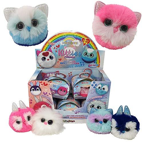 Kitties Friends - Juego de 3 Piezas