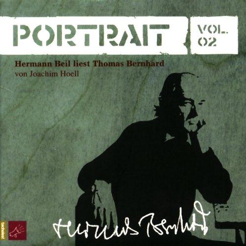 Portrait - Thomas Bernhard Titelbild
