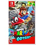 Super Mario Odyssey (輸入版:北米) - Switch