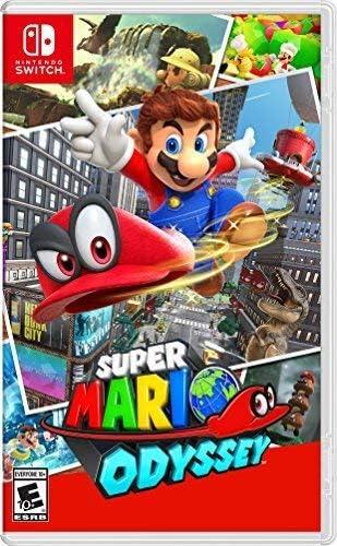 Super Mario Odyssey(For Nintendo Switch)