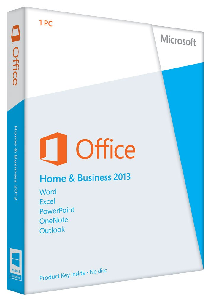 Office Home Business 2013 Card San Antonio Mall 1PC 1User Max 54% OFF Key