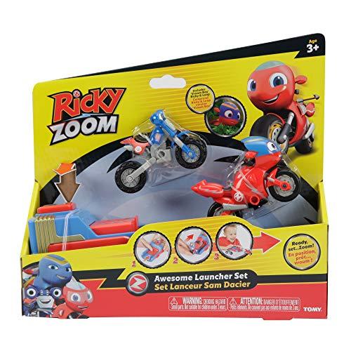 Bizak Lanzador y 2 vehículos Ricky Zoom pack (30690095)